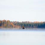 Как выйти из депрессии - лучше всего в тишине и спокойствии природы, рыбалка в помощь!
