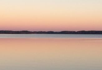 Лучанское озеро в Тверской области - для психологического и экологического туризма