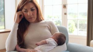 Женщина может испытывать негативные эмоции по отношению к своему ребенку