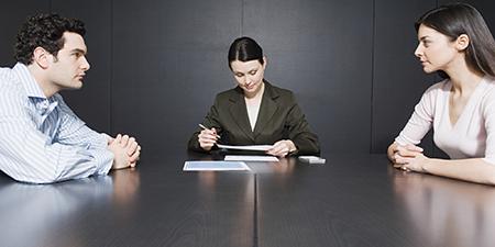 Развод. Сопровождение психолога