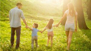 Выездной тренинг семейных отношений в новой для семьи обстановке