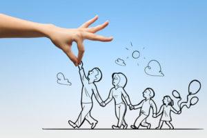 Детско-родительский психологический тренинг
