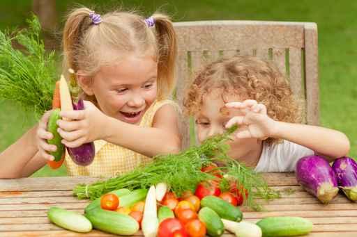 На детско-родительском тренинге вы научитесь подбирать продуты для детей