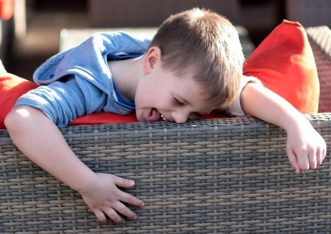 Гиперактивность у детей, советы психолога