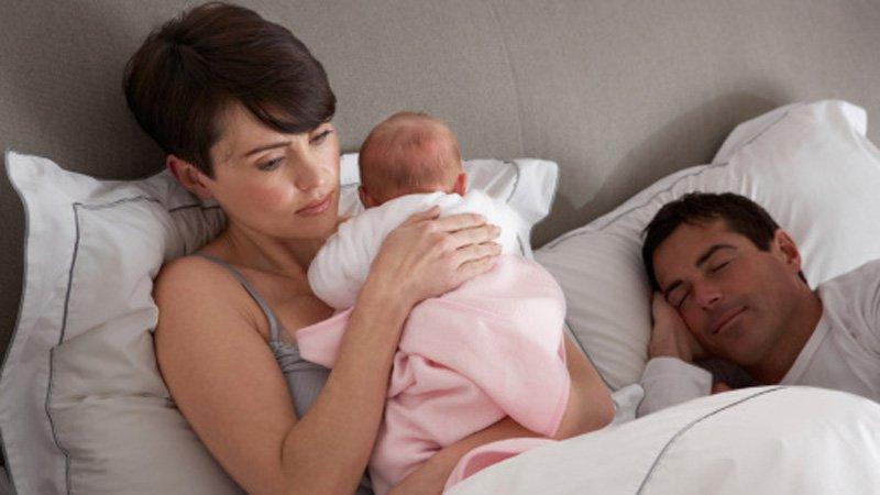 После рождения ребенка полностью меняется семейный уклад жизни