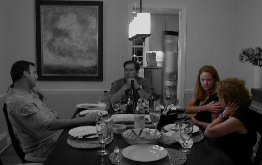 Границы семьи: кого приглашать в гости
