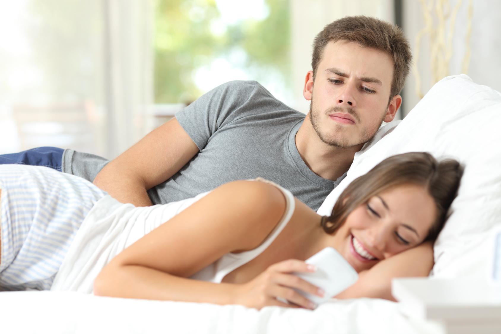 Ревность может создать множество проблем во взаимоотношениях