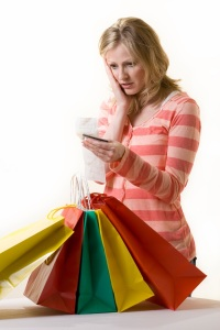 Прогулки по магазинам приводят к необоснованным тратам