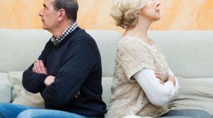 Боязнь старости как причина распада десятилетних браков