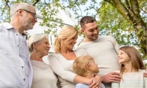 Помощь родителей для молодой пары