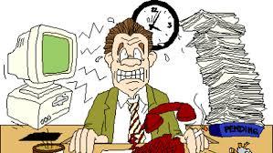 Какие факторы повседневной работы руководителя вызывают стресс