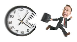 Почему нам всегда не хватает времени