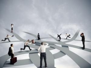 Смена работы с повышением в должности - одна из стратегий