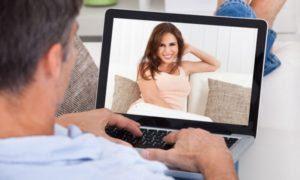 Интернет увеличивает круг потенциальных знакомств