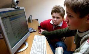 Психологический террор против детей в интернете