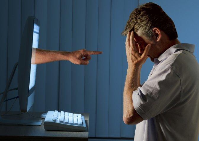 Преследователи людей в интернете пользуются специальными технологиями