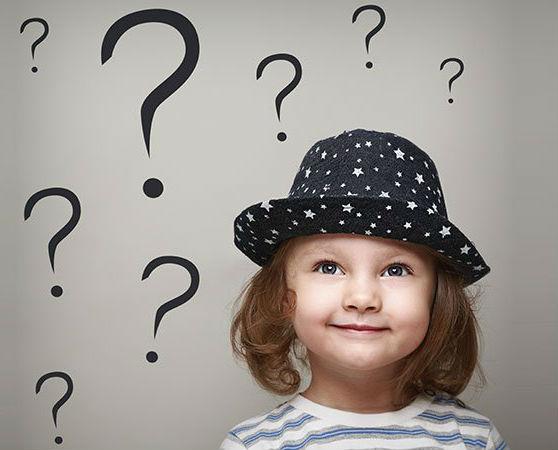 Детское любопытство и вопросы