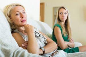 Ваша мать полностью игнорирует ваши эмоции и переживания