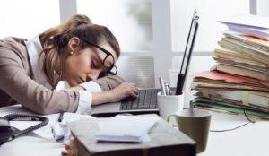 Лечение синдрома хронической усталости у психолога