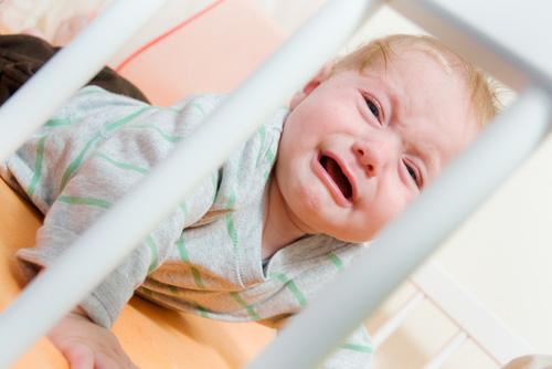 Плачущий ребенок: какие могут быть последствия