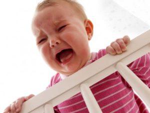 Отсутствие реакции на плач ребенка - официальные рекомендации для этого периода