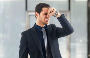 Возникнувшие проблемы с памятью могут быть признаками эмоционального стресса