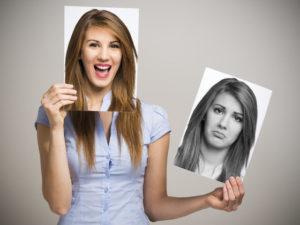 Частые смены настроения и поведения, заметные со стороны, позволяют заподозрить наличие эмоционального расстройства