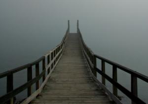 Когда вы начинаете изменения в своей жизни, впереди всегда неопределенность