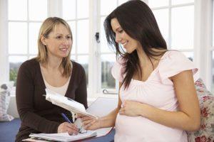 Психологическая помощь беременным