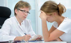 Факторы риска возникновения психологических проблем во время берменности