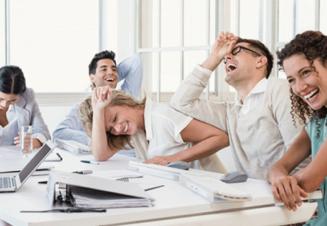 Как оптимизм сотрудников помогает бизнесу