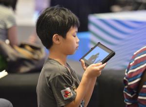 Разумное использование цифровых устройств может способствовать развитию ребенка