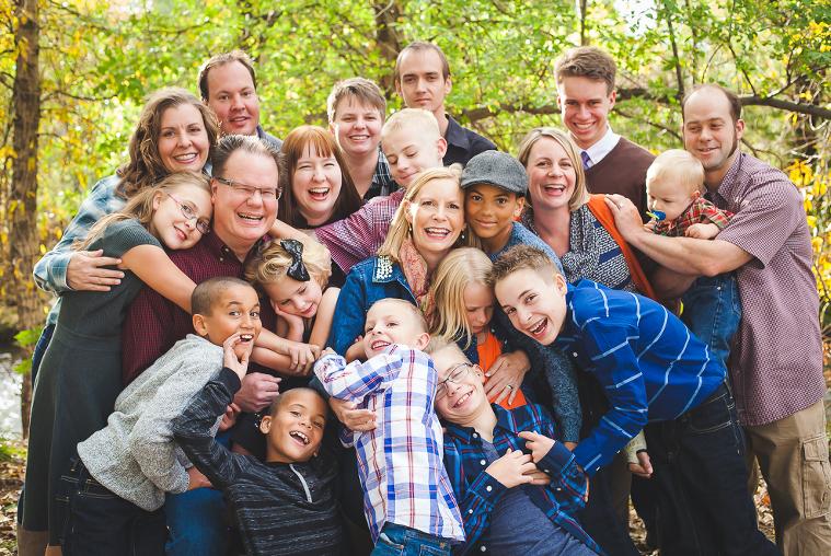 Расширенная семья