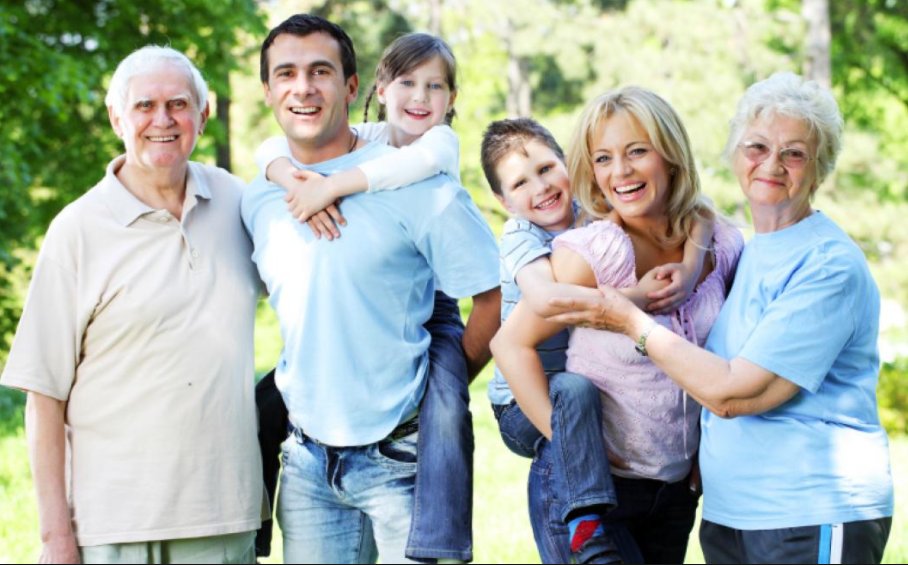 Виды моделей семей