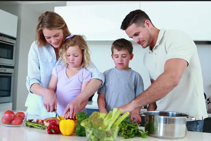 Взаимодействие и сотрудничество в семье
