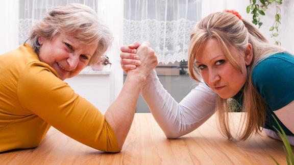 Как строить отношения свекрови и невестки