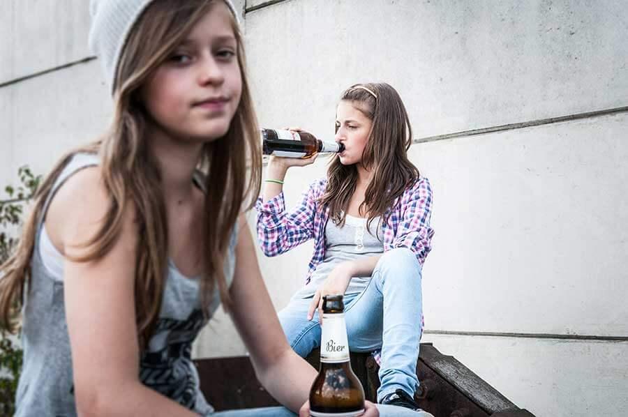 Психологическая атмосфера формирования мировоззрения ребенка в семье страдающих алкоголизмом