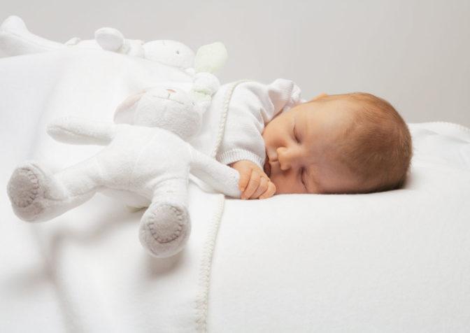 Какой сон младенца считается нормальным