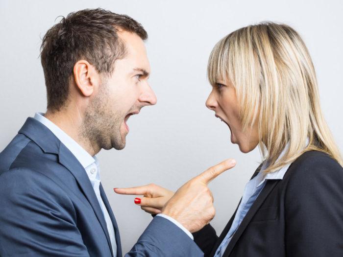 Основные типы конфликтных личностей