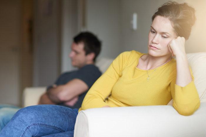 Развод даже по обоюдному желанию – это большой стресс