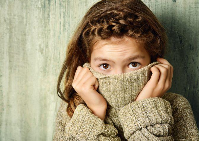 Родители допускают много ошибок, воспитывая тревожных детей