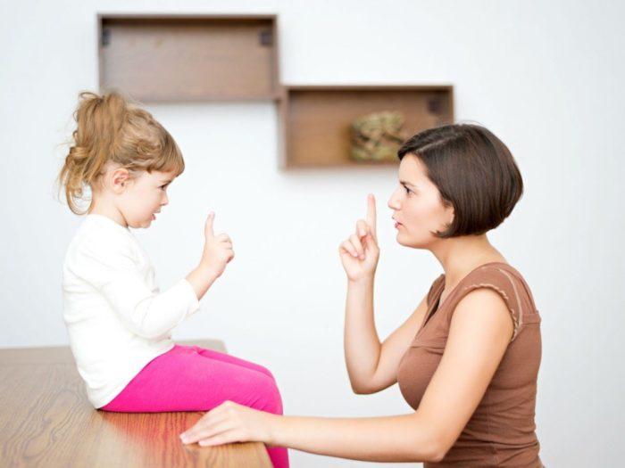 Доверие в общении с ребенком учит его не врать родителям