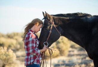 Лошади способны лечить не только тело, но и душу человека.