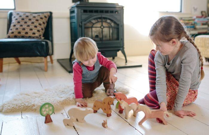Важно не количество самих игрушек, а правильная организация игрового процесса.