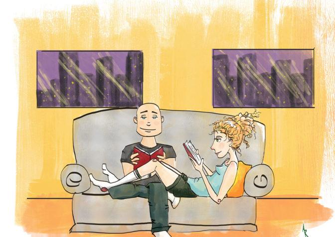 Мифы и заблуждения о совместной жизни с интровертами