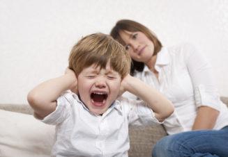 В возрасте трех лет у всех малышей происходят резкие изменения в поведении
