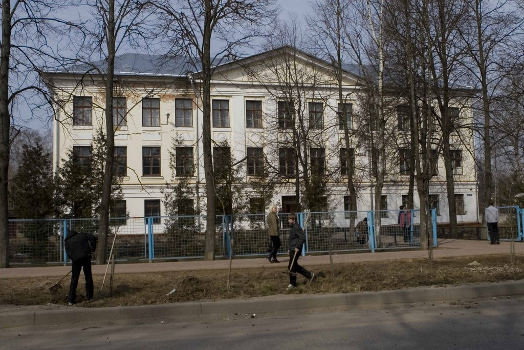 Средняя школа в Наро-Фоминске. Консультации психолога семьям с детьми.