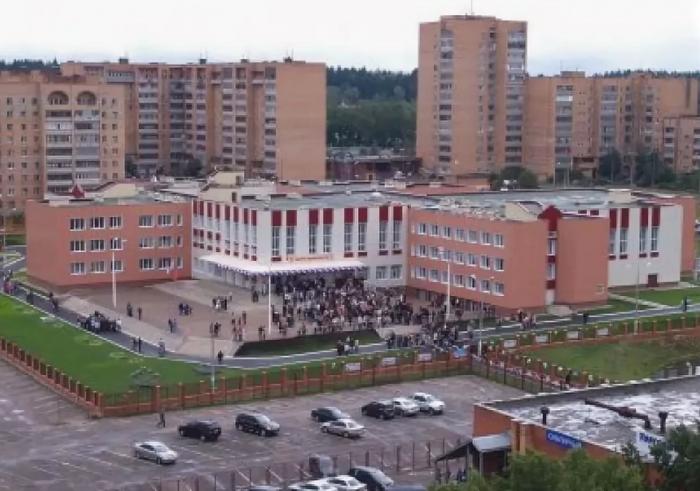 Средняя школа в Селятино