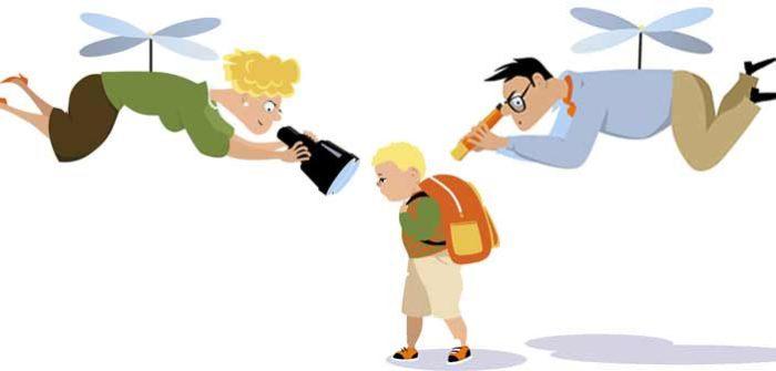 Гиперопекающий стиль воспитания и его последствия для ребенка