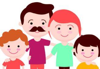 В каждой семье используют свой стиль воспитания